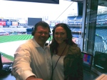 Joining K-TWIN Radio with Ron Coomer