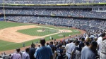 Yankee Stadium during the Twins' 4-1 Win