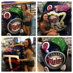 The Minnesota Twins All-Star Apple - Photos thanks to @AmandaRykoff